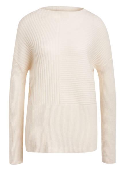 DARLING HARBOUR Cashmere-Pullover, Farbe: CREME (Bild 1)