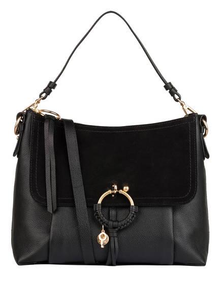 SEE BY CHLOÉ Handtasche JOAN, Farbe: BLACK (Bild 1)