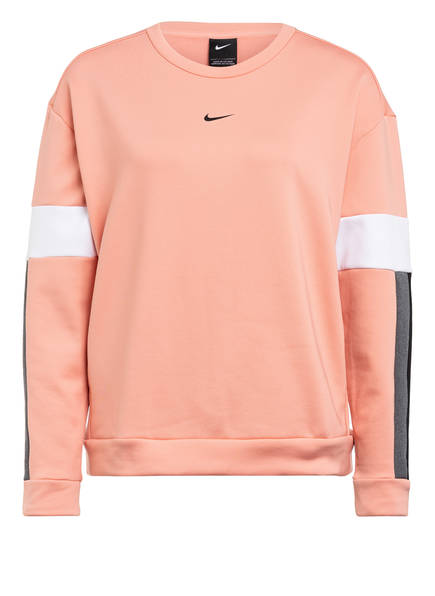 Nike Sweatshirt THERMA ALL TIME, Farbe: KORALLE (Bild 1)