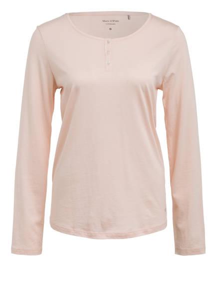 Marc O'Polo Lounge-Shirt, Farbe: ROSÉ (Bild 1)