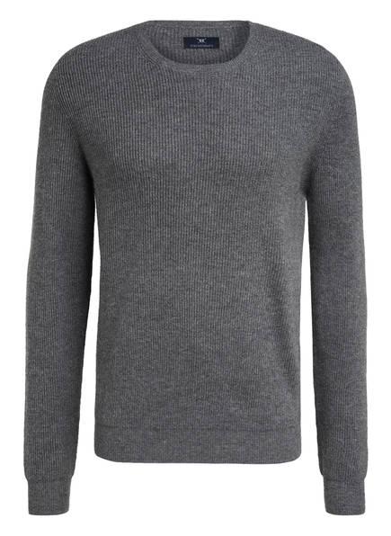 STROKESMAN'S Pullover, Farbe: GRAU MELIERT (Bild 1)