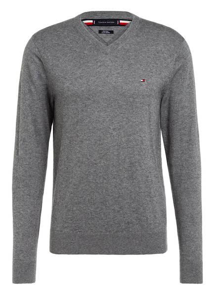 TOMMY HILFIGER Pullover, Farbe: GRAU MELIERT (Bild 1)