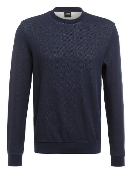 BOSS Sweatshirt, Farbe: DUNKELBLAU (Bild 1)