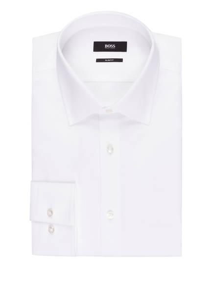 BOSS Hemd JANGO Slim Fit, Farbe: CREME (Bild 1)
