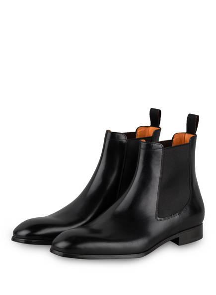 Santoni Chelsea-Boots SIMON, Farbe: SCHWARZ (Bild 1)
