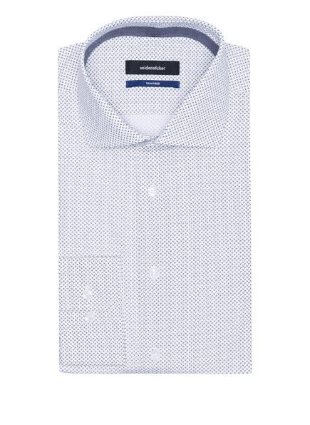 seidensticker Hemd Tailored Fit, Farbe: WEISS/ SCHWARZ (Bild 1)