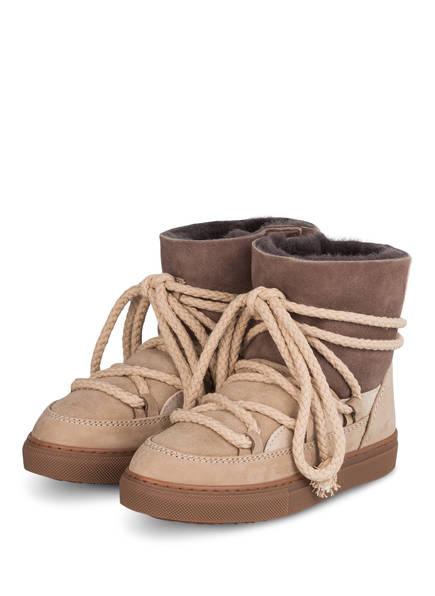 INUIKII Boots, Farbe: BEIGE (Bild 1)