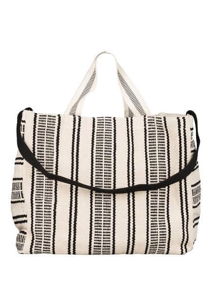 SEAFOLLY Strandtasche , Farbe: ECRU/ SCHWARZ (Bild 1)