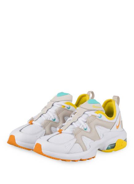 Nike Plateau-Sneaker AIR MAX GRAVITON, Farbe: WEISS/ NUDE/ MINT (Bild 1)
