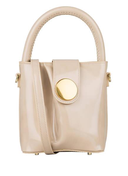 ELLEME Handtasche SMALL BUCK MIRROR, Farbe: BEIGE (Bild 1)
