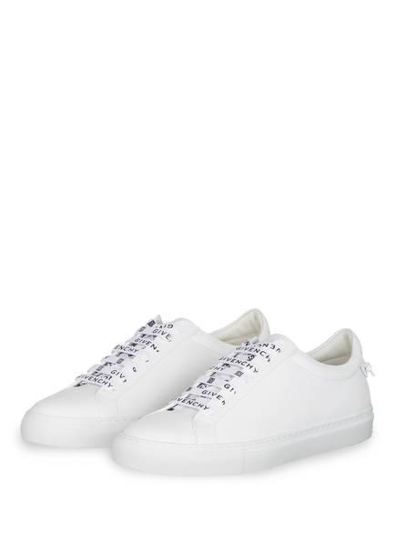 GIVENCHY Sneaker URBAN STREET, Farbe: WEISS (Bild 1)