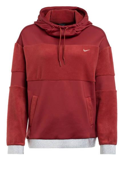 Nike Hoodie ICON CLASH, Farbe: ROST/ SILBER (Bild 1)