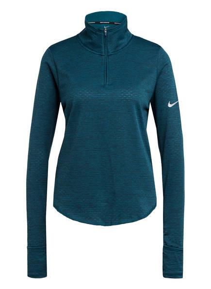 Nike Laufshirt SPEHRE DRI-FIT aus Mesh  , Farbe: PETROL (Bild 1)