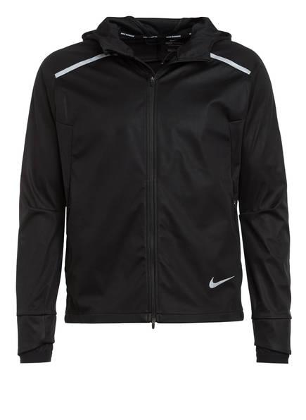 Nike Laufjacke SHIELD, Farbe: SCHWARZ (Bild 1)