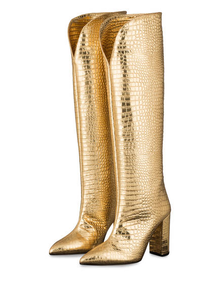 PARIS TEXAS Stiefel, Farbe: GOLD (Bild 1)