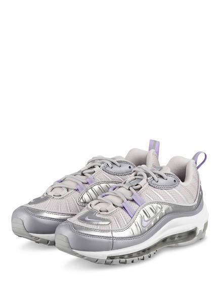 Nike Sneaker AIR MAX 98, Farbe: SILBER/ HELLGRAU (Bild 1)