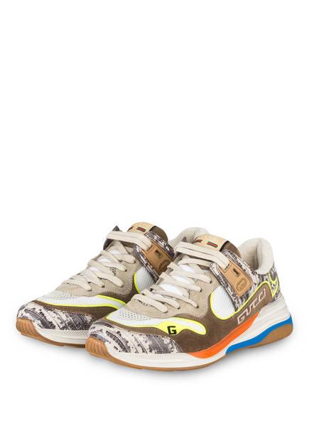 GUCCI Sneaker ULTRAPACE, Farbe: NAT/ARD/N.Y/BIA/M.W (Bild 1)