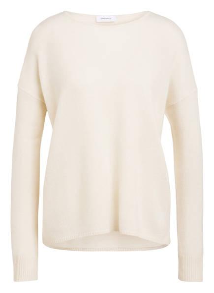 DARLING HARBOUR Cashmere-Pullover, Farbe: ECRU (Bild 1)