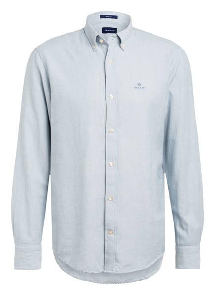 GANT Hemd Comfort Fit, Farbe: WEISS/ BLAU (Bild 1)
