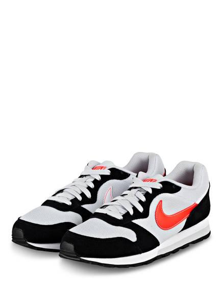 Nike Sneaker MD RUNNER 2 , Farbe: SCHWARZ/ HELLGRAU (Bild 1)