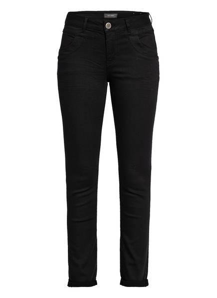 MOS MOSH Jeans NAOMI, Farbe: 810 BLACK DENIM LONG (Bild 1)