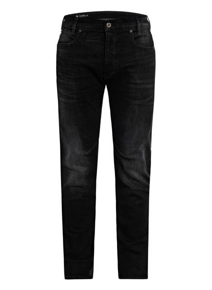 G-Star RAW Jeans D-STAQ Slim Fit, Farbe: A592 MEDIUM AGED FADED BLACK (Bild 1)