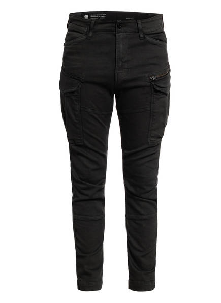 G-Star RAW Cargohose ROVIC, Farbe: 995 ASFALT DARK GREY (Bild 1)