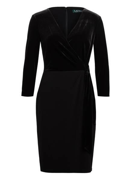 LAUREN RALPH LAUREN Kleid CALEB mit 3/4-Arm, Farbe: SCHWARZ (Bild 1)