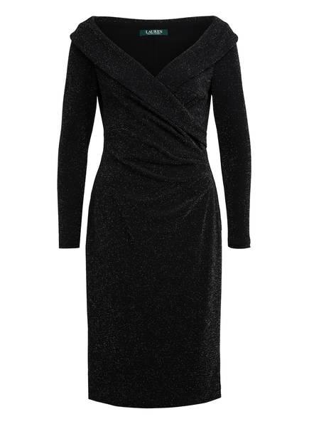 LAUREN RALPH LAUREN Kleid ALEGRIA, Farbe: SCHWARZ (Bild 1)