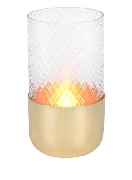 GIFTCOMPANY Windlicht MARYLEBONE, Farbe: GOLD (Bild 1)