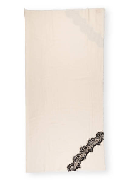 BECK SÖNDERGAARD Tuch MILLACE , Farbe: CREME (Bild 1)