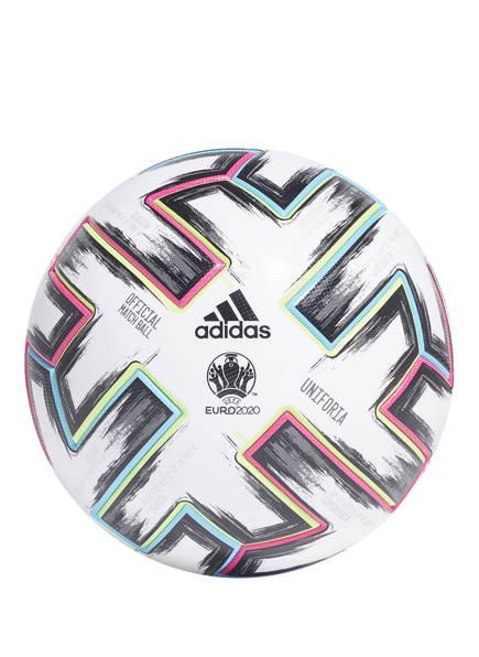 adidas Spielball UNIFORIA PRO, Farbe: WEISS/ ROSA (Bild 1)