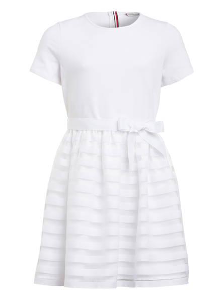 TOMMY HILFIGER Kleid, Farbe: WEISS (Bild 1)