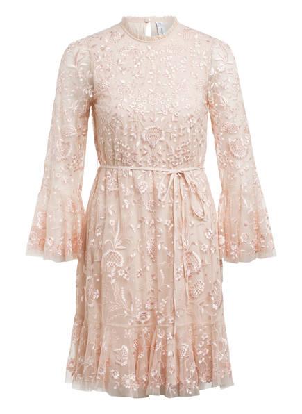 needle & thread Kleid DEMETRIA mit Stickereien , Farbe: HELLROSA (Bild 1)