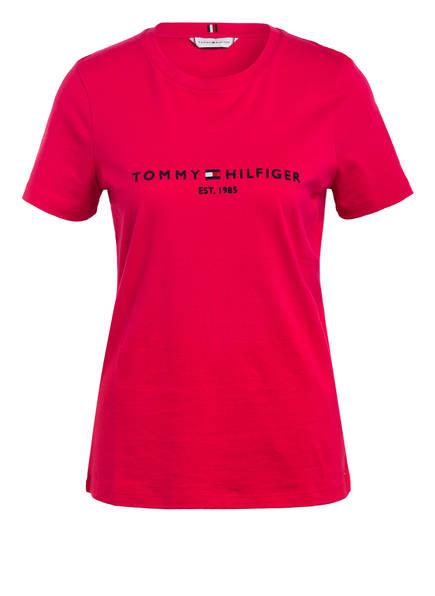 TOMMY HILFIGER T-Shirt , Farbe: PINK (Bild 1)