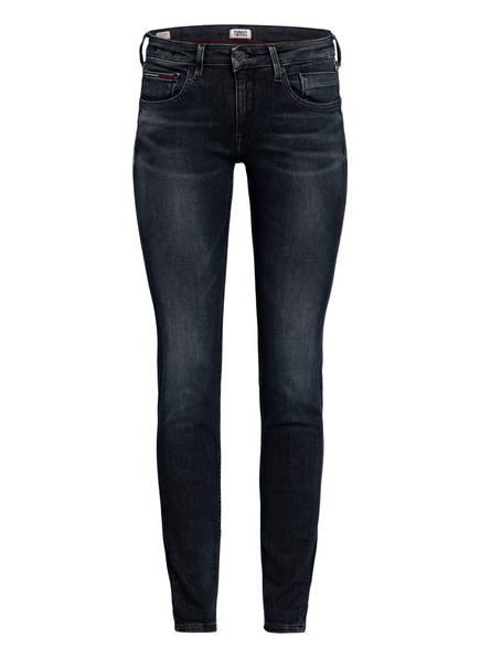 TOMMY JEANS Skinny Jeans SCARLETT, Farbe: 1BZ QUEENS BL BK STR  (Bild 1)