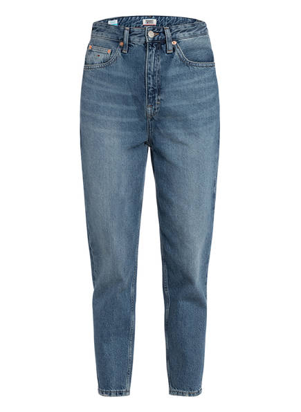 TOMMY JEANS Mom Jeans, Farbe: 1A5 SUNDAY MID BL RIG BLUE (Bild 1)