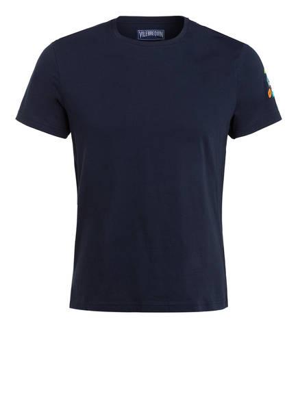 VILEBREQUIN T-Shirt TAO, Farbe: DUNKELBLAU (Bild 1)