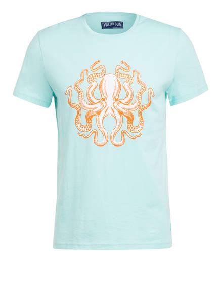 VILEBREQUIN T-Shirt, Farbe: MINT (Bild 1)