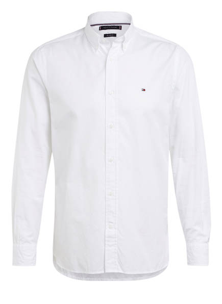 TOMMY HILFIGER Hemd Regular Fit, Farbe: WEISS (Bild 1)