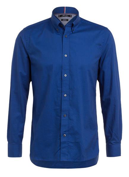 TOMMY HILFIGER Hemd TH FLEX Regular Fit, Farbe: BLAU (Bild 1)