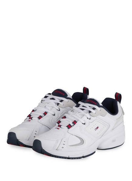 TOMMY JEANS Sneaker, Farbe: WEISS (Bild 1)