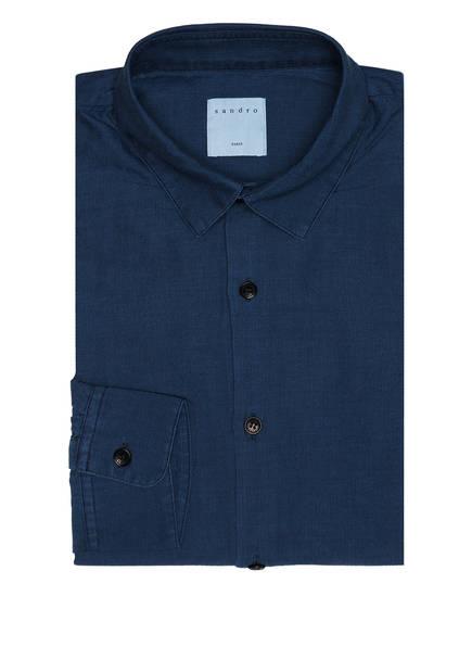 sandro Hemd Slim Fit, Farbe: BLAU (Bild 1)