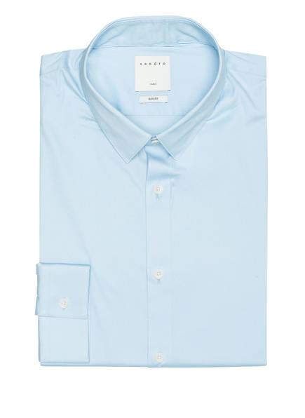 sandro Hemd Slim Fit, Farbe: HELLBLAU (Bild 1)