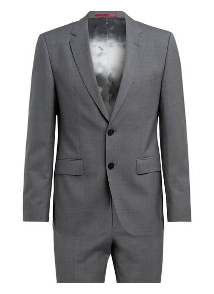 HUGO Anzug JEFFERY/SIMMONS Regular Fit, Farbe: GRAU/ WEISS (Bild 1)