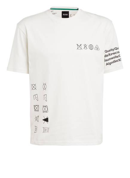 BOSS T-Shirt TFREE, Farbe: WEISS (Bild 1)