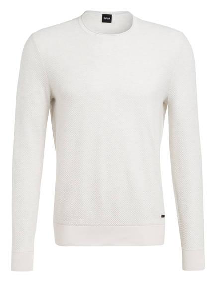 BOSS Pullover KOMASRO, Farbe: CREME (Bild 1)