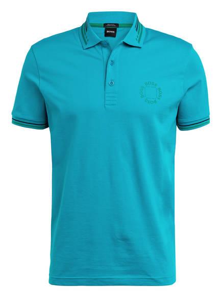 BOSS Poloshirt PADDY , Farbe: TÜRKIS (Bild 1)