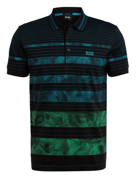 BOSS Jersey-Poloshirt PADDY Regular Fit, Farbe: SCHWARZ (Bild 1)