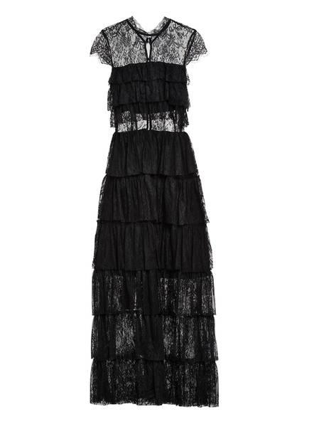 Young Couture by BARBARA SCHWARZER Abendkleid aus Spitze , Farbe: SCHWARZ (Bild 1)